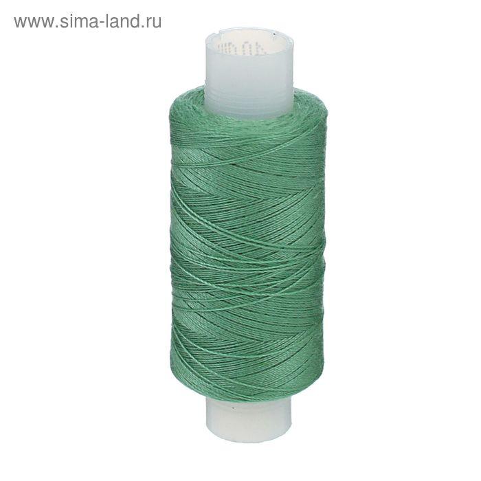 Нитки 40ЛШ, 200м, цвет светло-зелёный (№240)
