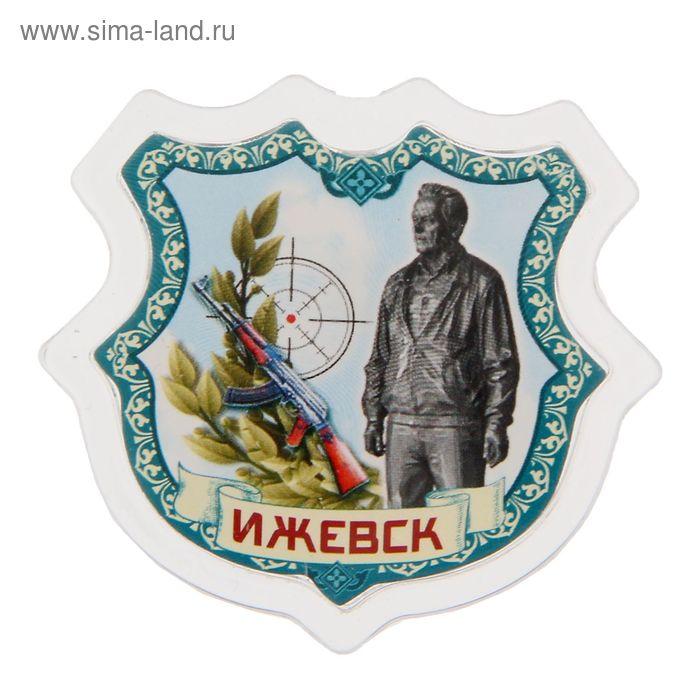 "Магнит в форме герба ""Ижевск"""
