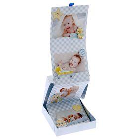 Коробочка для хранения фотографий 'Любимый малыш', 11 х 11 см Ош