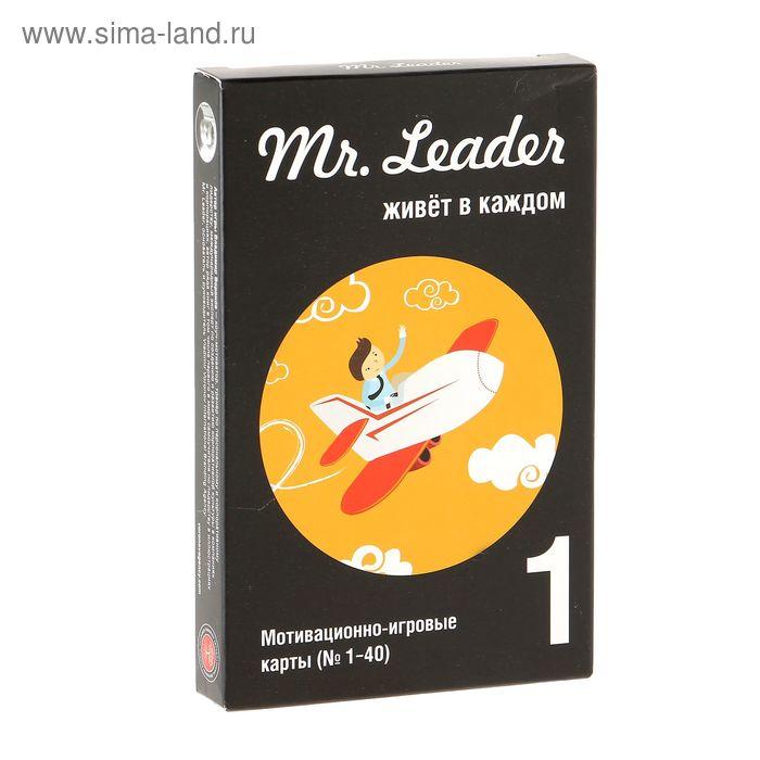 """Настольная игра """"Mr. Leader: Набор 1"""""""