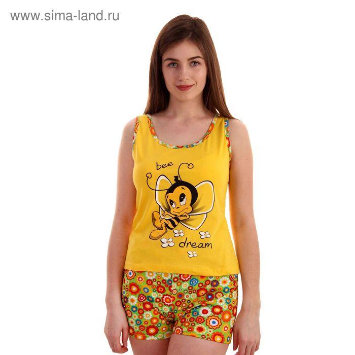 Комплект женский Лето МИКС, р-р 42