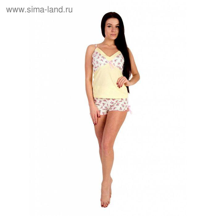 Пижама женская (майка, шорты) Ворожея, р-р 50