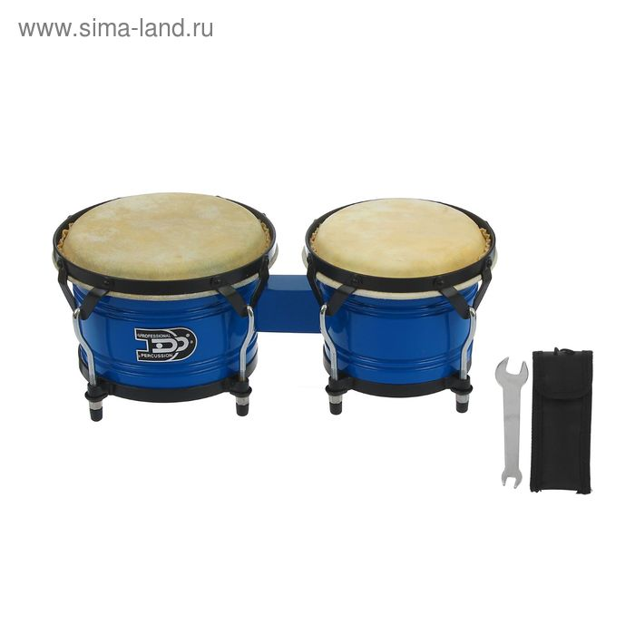 Бонги DADI BG279 синие, 2 шт.