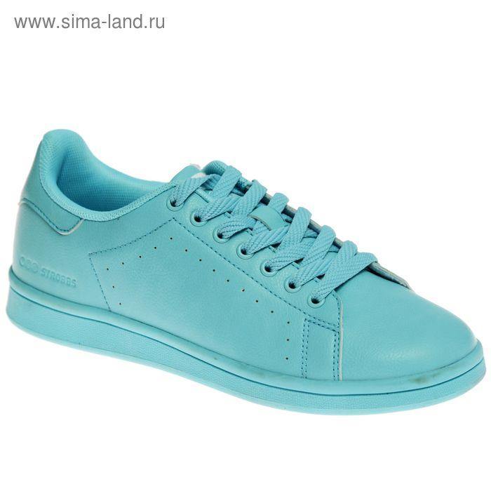 Кроссовки женские STROBBS, цвет голубой, размер 37 (арт. F6399-5)