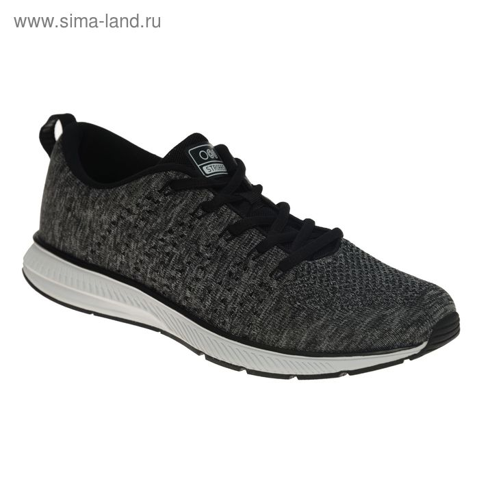 Кроссовки мужские STROBBS, цвет чёрный, размер 43 (арт. С2352-3)