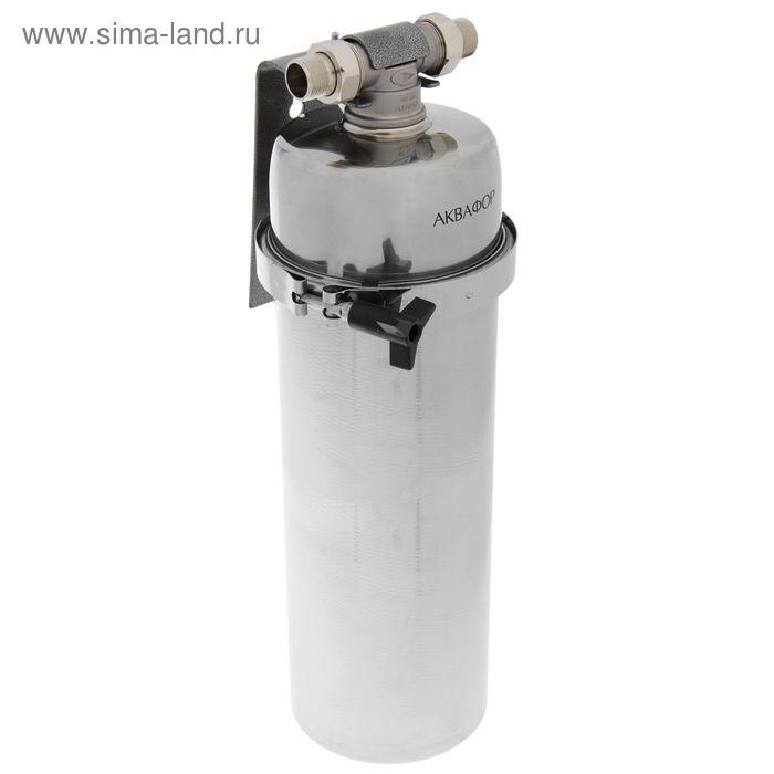 """Корпус водоочистителя """"Аквафор"""" Викинг, 18 х 18 х 59.5 cм, без фильтрующего модуля"""