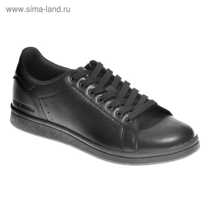 Кроссовки женские STROBBS, цвет чёрный, размер 39 (арт. F6399-3)