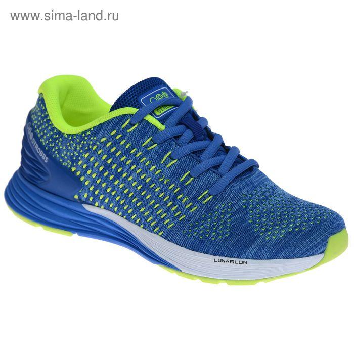 Кроссовки женские STROBBS, цвет ярко-синий, размер 36 (арт. F6400-22)