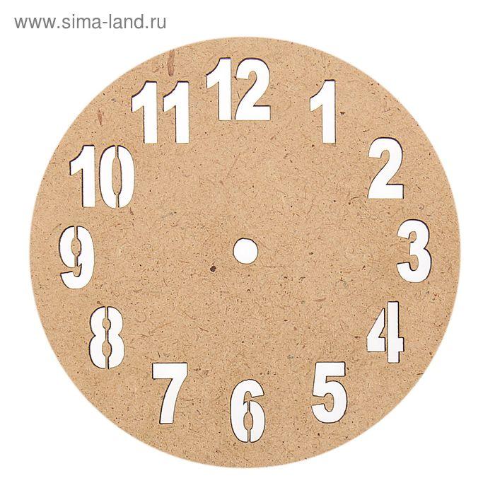 """Основа для часов """"Телефон"""", d=15 см"""
