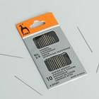 Иглы швейные ремонтные, универсальные, №3-9, 09301, 10шт