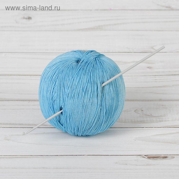 Крючок для вязания, 45202, алюминиевый, d=2,25мм, 15см
