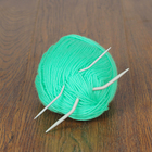 Спицы для вязания вспомогательные, для кос, d=2,5мм-4мм, 12,7см