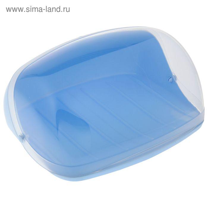Хлебница малая IDEA, цвет голубой
