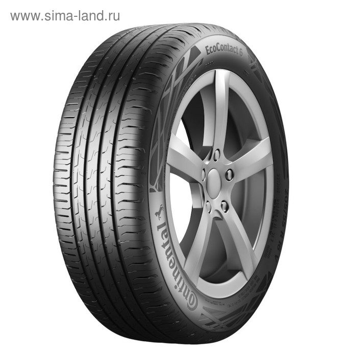 Летняя шина Continental ContiEcoContact 3 FR 155/70 R13 75T