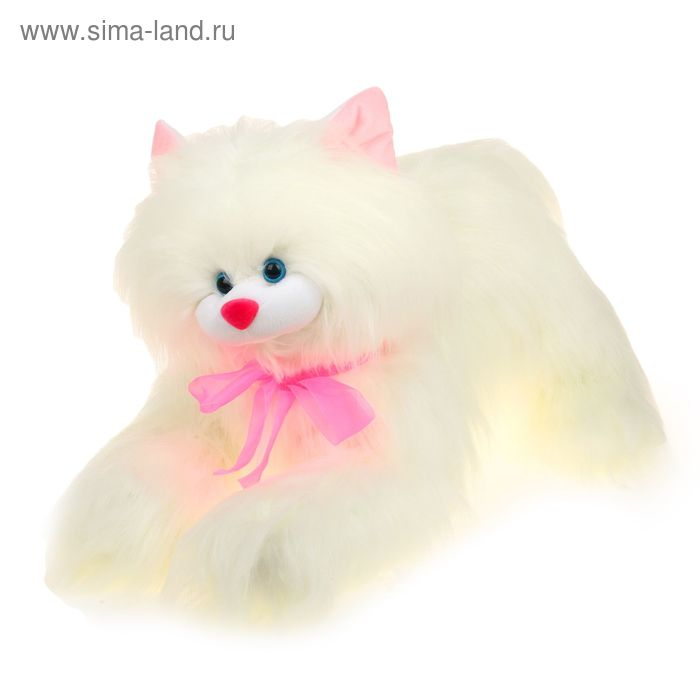 Мягкая игрушка «Кошка пушистая»