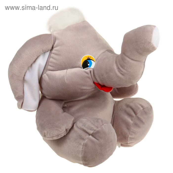 Мягкая игрушка «Слон», цвета МИКС