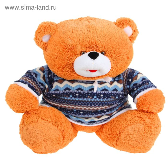 Мягкая игрушка «Медведь в кофте»