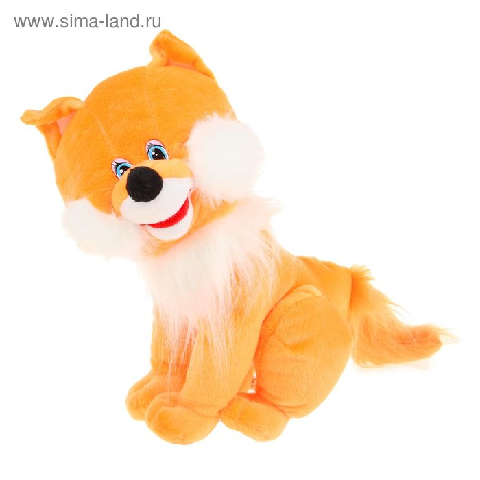 Мягкая игрушка «Лиса»