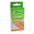 Пластырь Luxplast Стандартные на полимерной основе, 20 шт