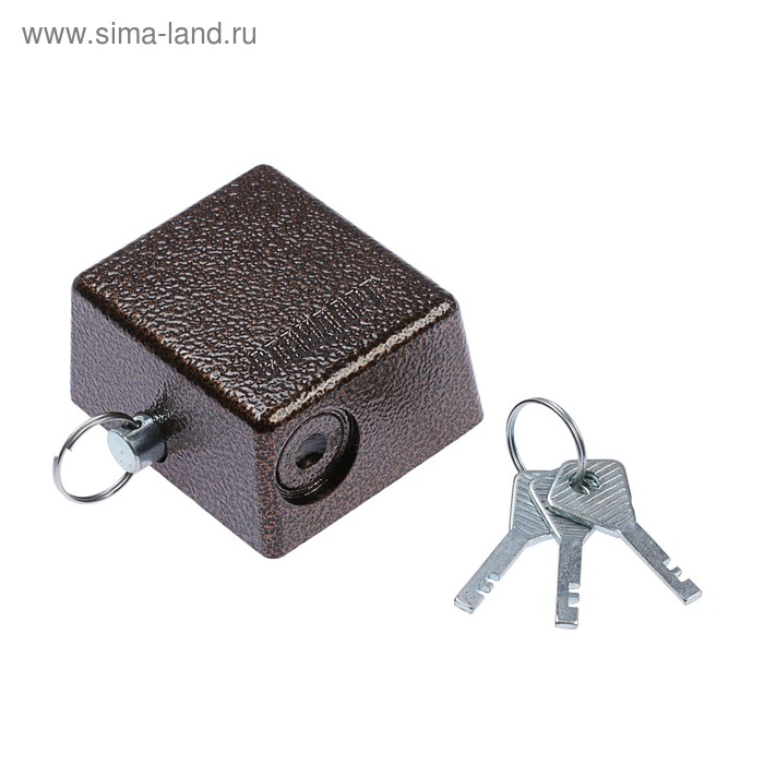 "Замок навесной ""СТАНДАРТ"" ВС2-10С-01С"