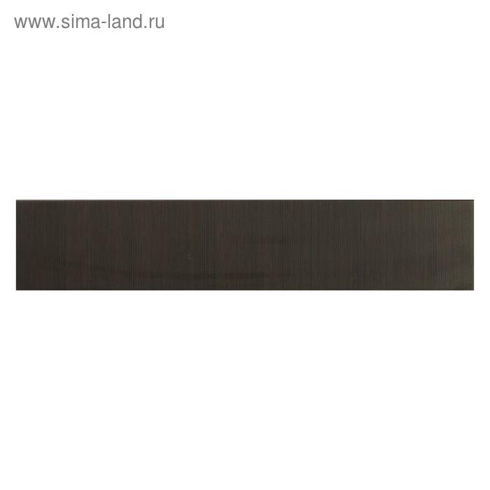 Фасад Модерн Венге темный 120*596 фасад