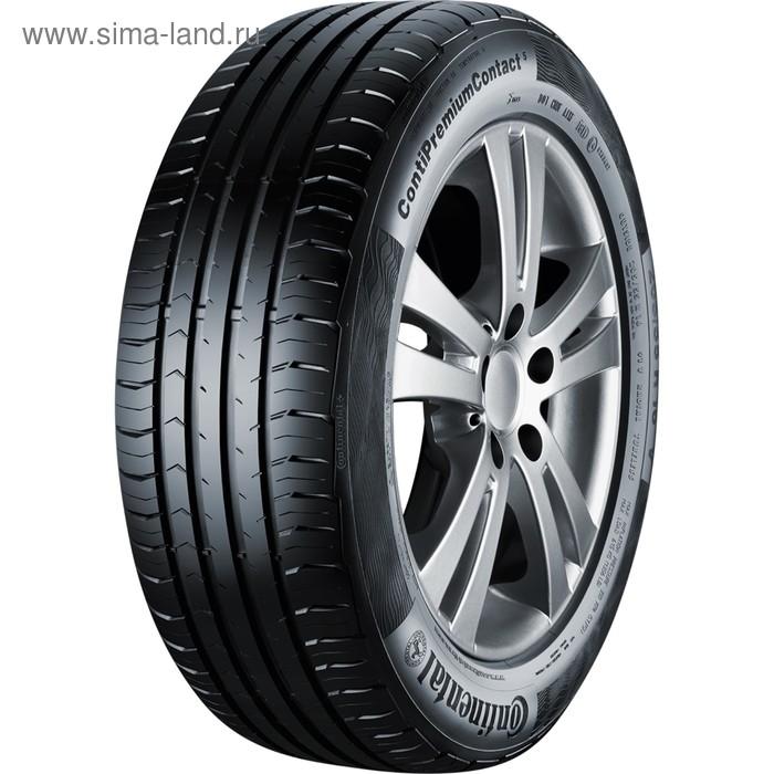 Летняя шина Continental ContiPremiumContact 5 215/65 R16 98H
