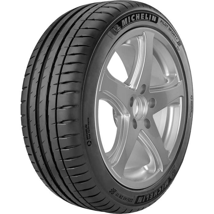 Летняя шина Continental ContiSportContact 5 SSR FR 255/45 R17 98W *