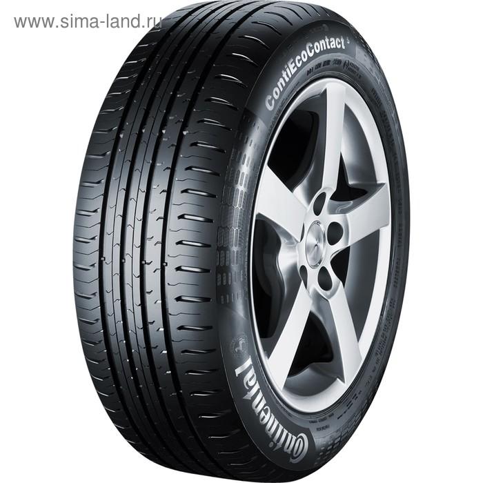 Летняя шина Continental ContiEcoContact 5 175/70 R14 88T
