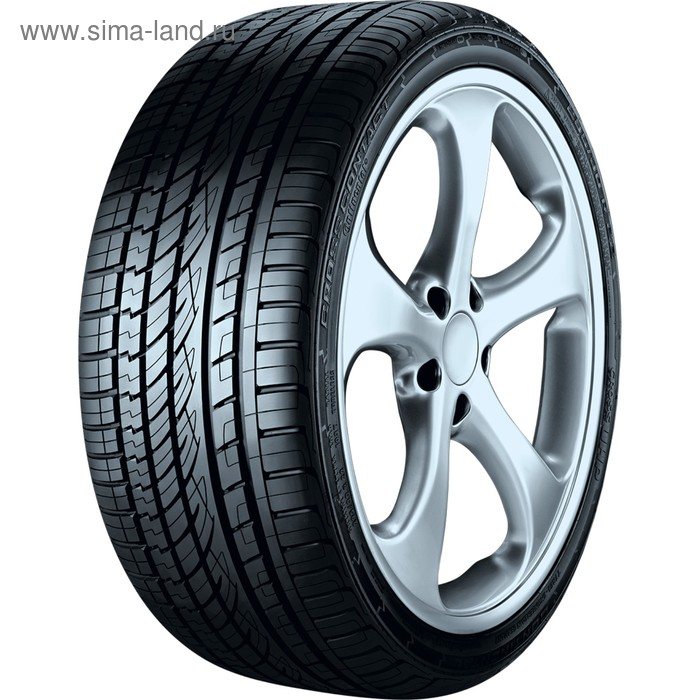 Летняя шина Continental ContiCrossContact UHP FR ML MO 255/50 R19 103W