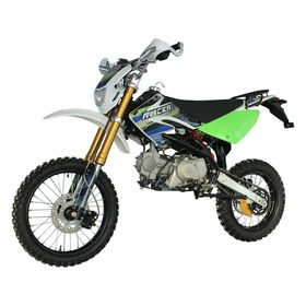 Мотоцикл Racer RC160-PH Pitbike, зелёный