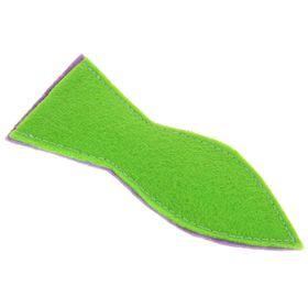 Игрушка фетровая с кошачьей мятой шуршащая 'Рыбка', микс цветов Ош