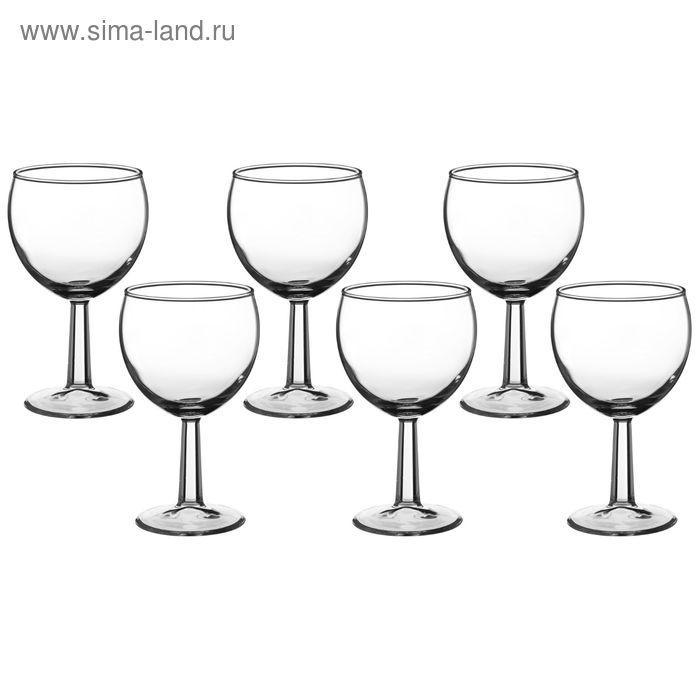 Набор фужеров для красного вина 195 мл Banquet, 6 шт