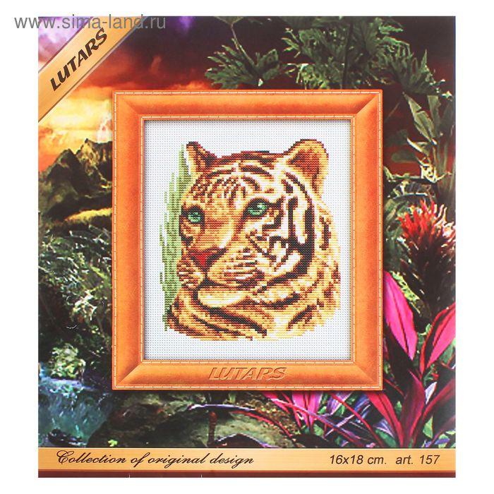 "Набор для вышивания ""Тигрица"""