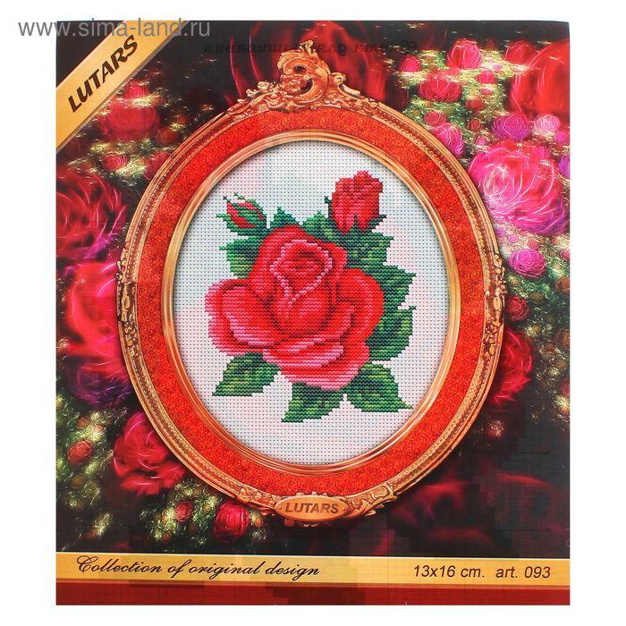 """Набор для вышивания """"Чайная роза"""""""