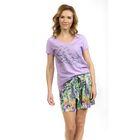 Пижама женская, размер 46 (M), цвет сиреневый