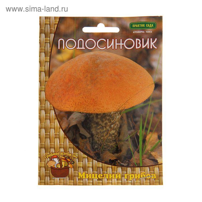 Мицелий на компосте Подосиновик, 60 мл