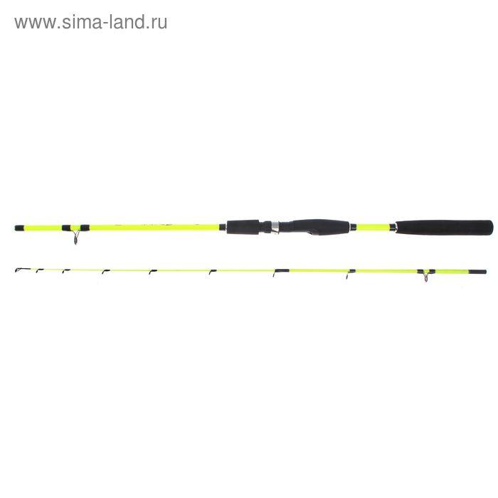 """Удилище """"Волжанка Горыныч"""" 1,6 м, тест до 100 г, 2 секции"""