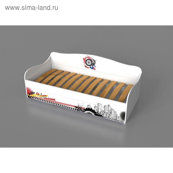 Кровать-диван Экстрим 1942*800*937  Белый