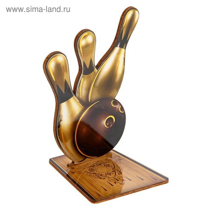 "Награда спортивная ""Боулинг"""