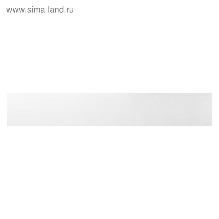 Полка 1200х200х16 мм Белый