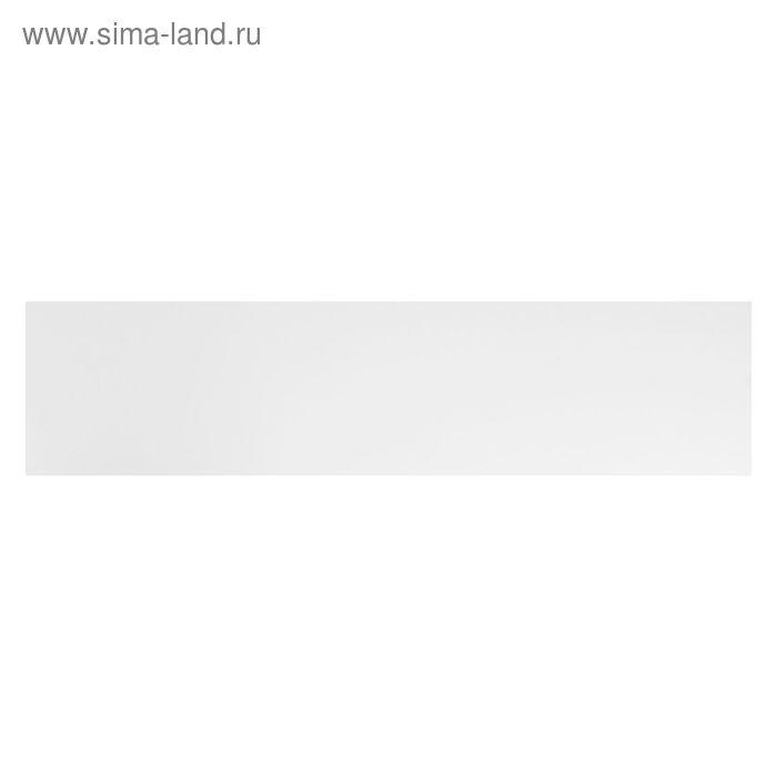 Полка 1200х300х16 мм Белый