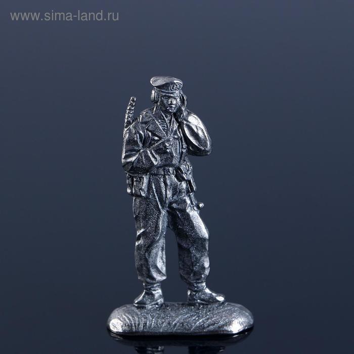 """Оловянный солдатик """"Радист. ВДВ"""""""