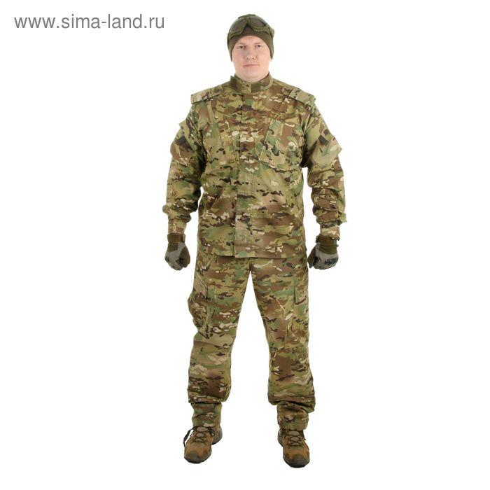Костюм для спецназа летний МПА-04 (НАТО-1) КМФ мультикам (тк. Мираж-210) (54/4)
