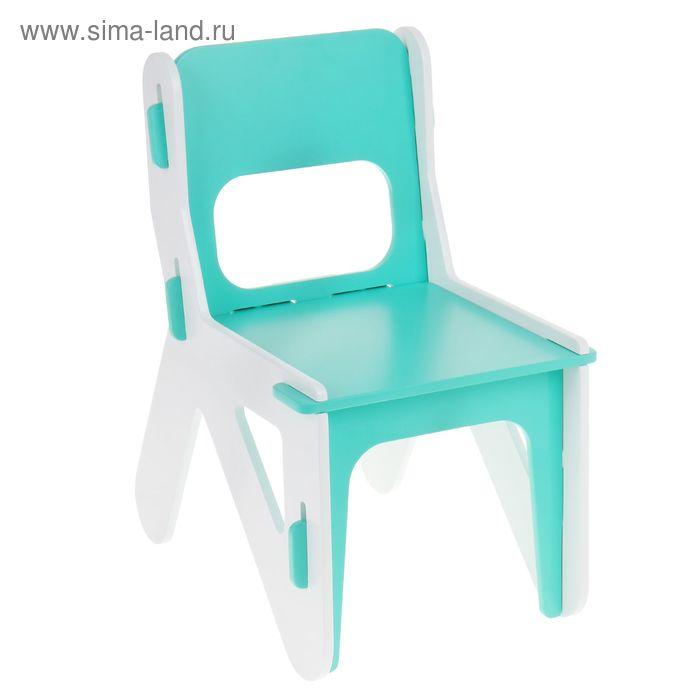 Детский стульчик ДШ №0, цвет зелёный