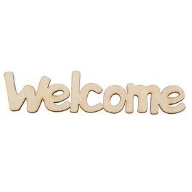 Основа для творчества Welcome 10х2.5 см Ош