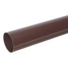 Труба водосточная  3м коричневый