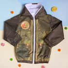"""Куртка детская Collorista """"Лис"""", рост 98-104 см (30), 3-4 года + рюкзак"""