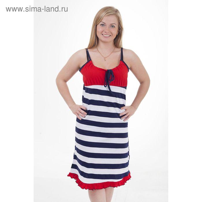 Платье женское, цвет МИКС, размер 52 (арт. 30418)