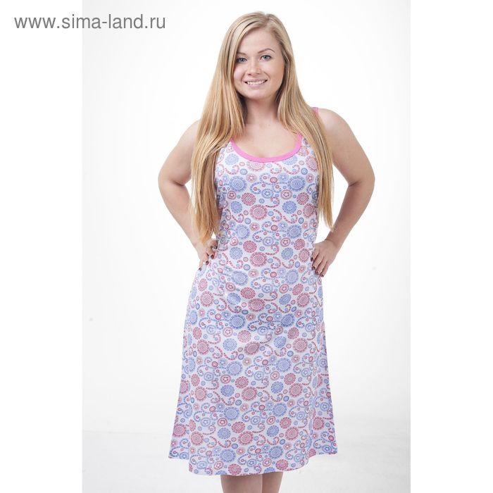 Сорочка женская, цвет МИКС, размер 44 (арт. 30148)