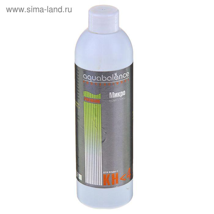 Удобрение для аквариумных растений AQUABALANCE PROFESSIONAL PREMIUM Микро-комплекс КН<4 250 мл   138